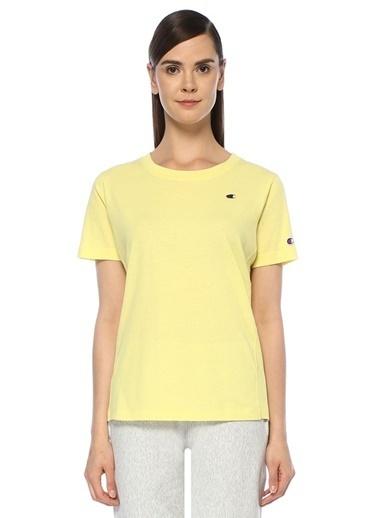 Champion Tişört Sarı